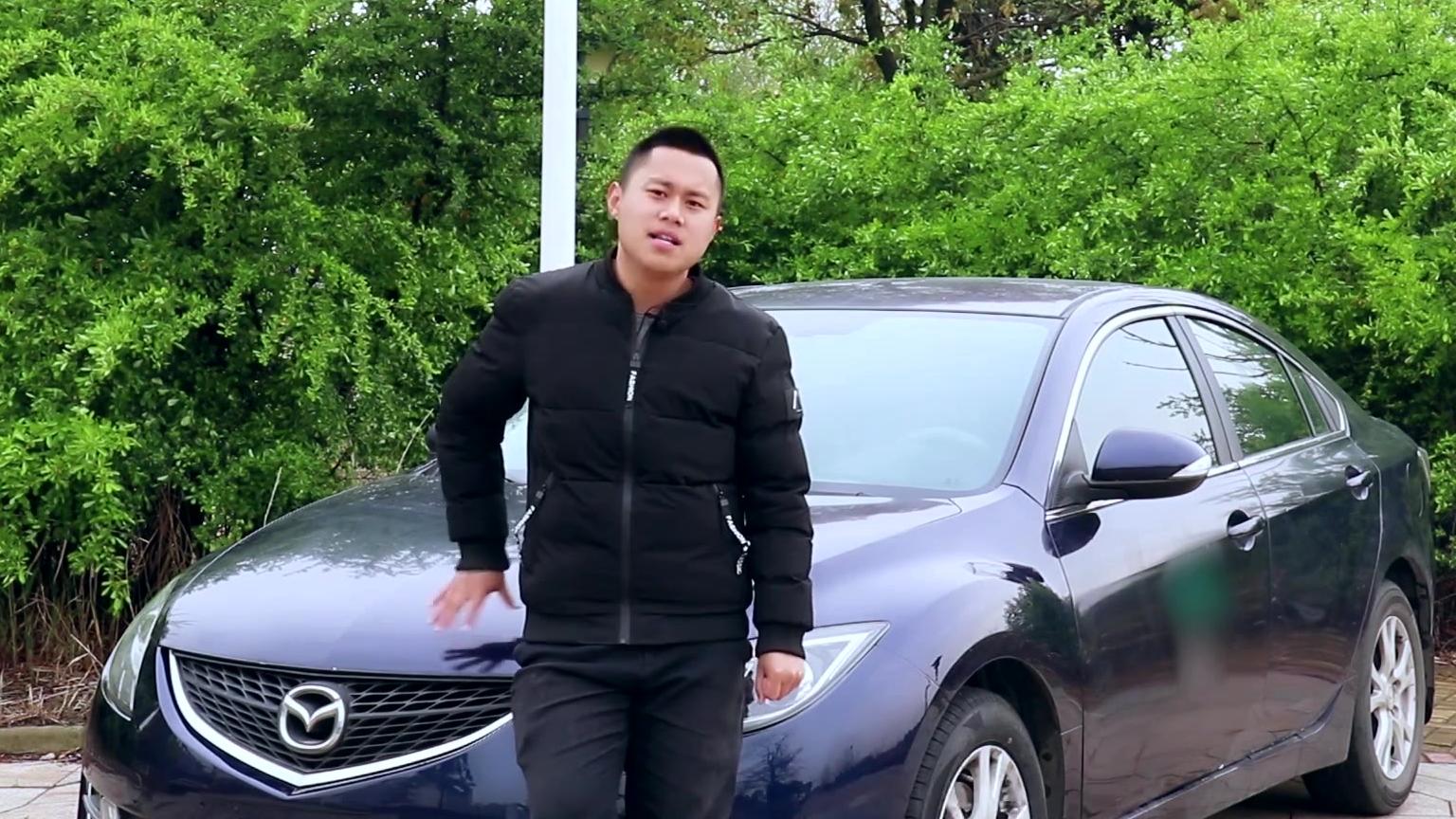 四万买的二手车,还是日系合资国四的B级车,才跑了九万公里!