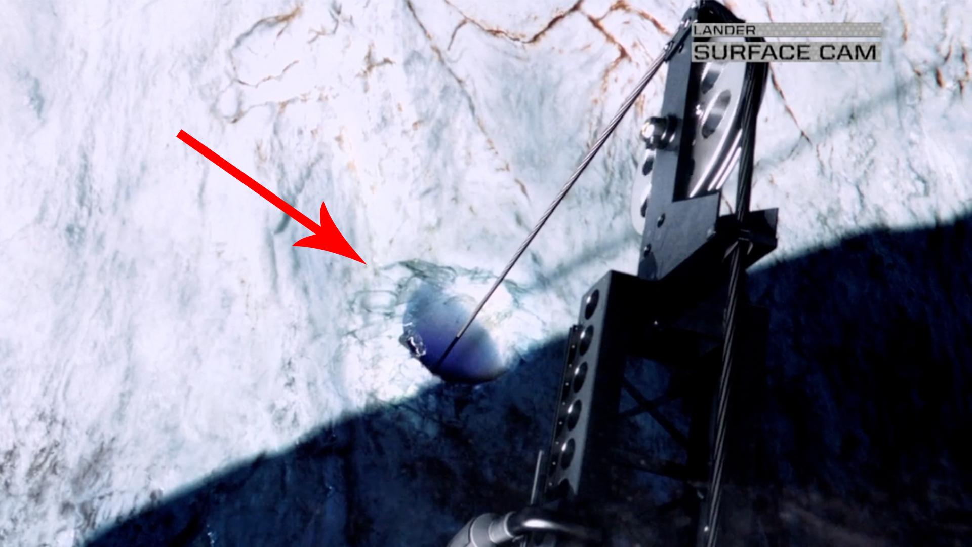宇航员在异星球打洞研究,却惊扰地下怪物,最终全军覆没