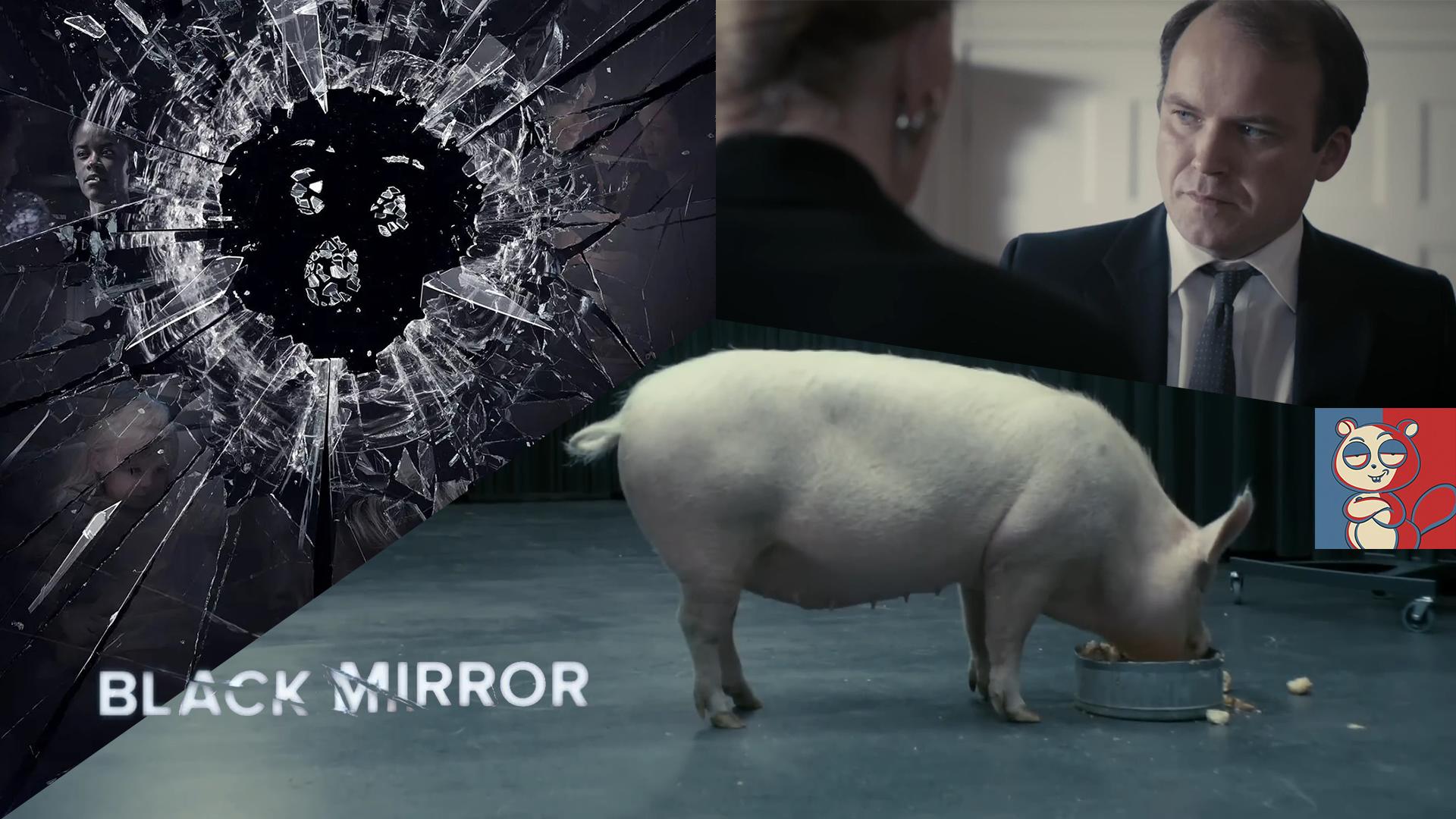 多大的牺牲才是底线?首相为救人与猪直播,《黑镜》之共同意志