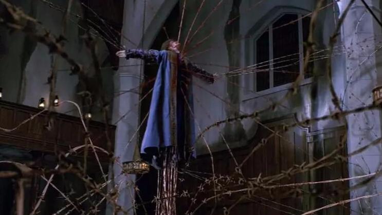 5分钟看完恐怖电影《寂静岭》进入满是怪物的恐怖空间,不寒而栗
