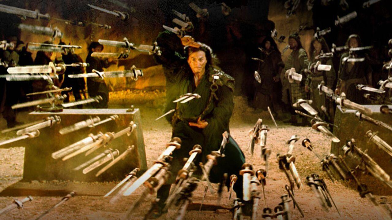 武侠电影的技术里程碑?运用电脑特效最多的武侠片《风云2》
