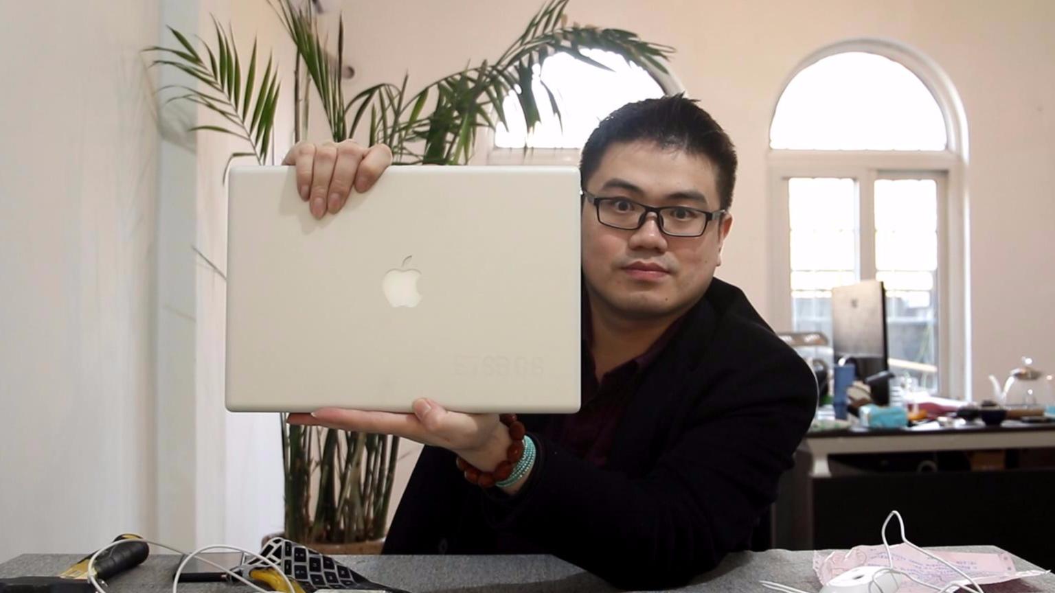 200包邮淘了台苹果MacBook笔记本,这么便宜,会不会被骗?
