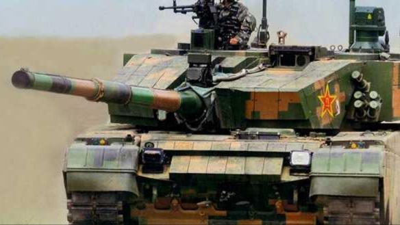 定位尴尬?中国为什么有高中低三档坦克?96式坦克是否是鸡肋?
