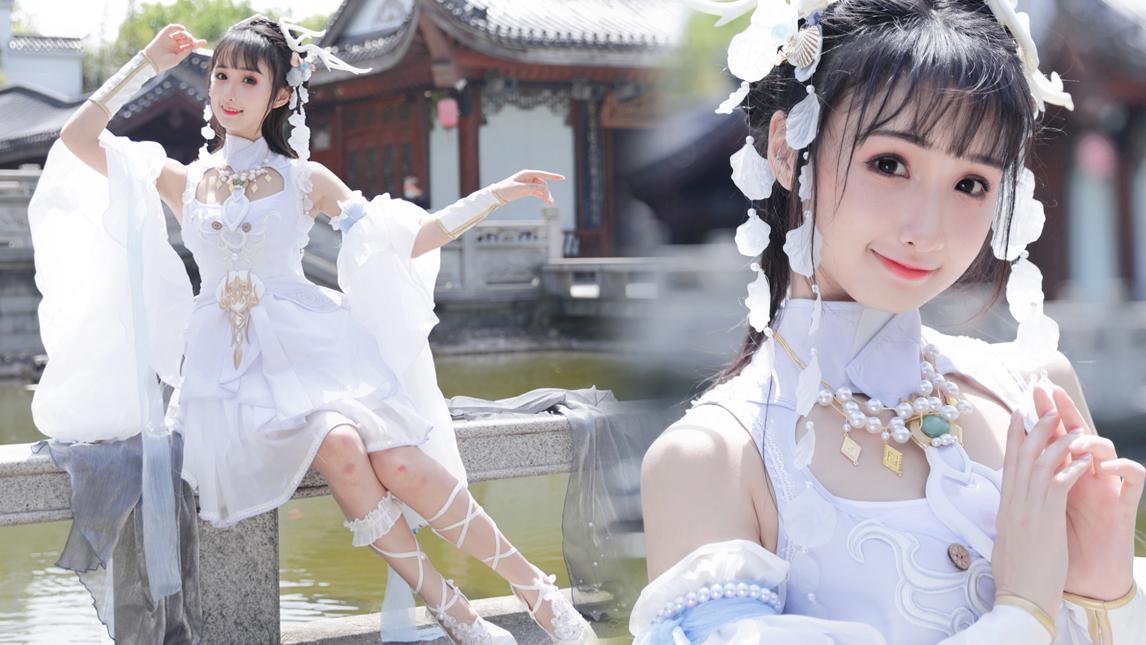 【晓丹】宅舞经典-极乐净土-蓬莱萝莉超仙起舞