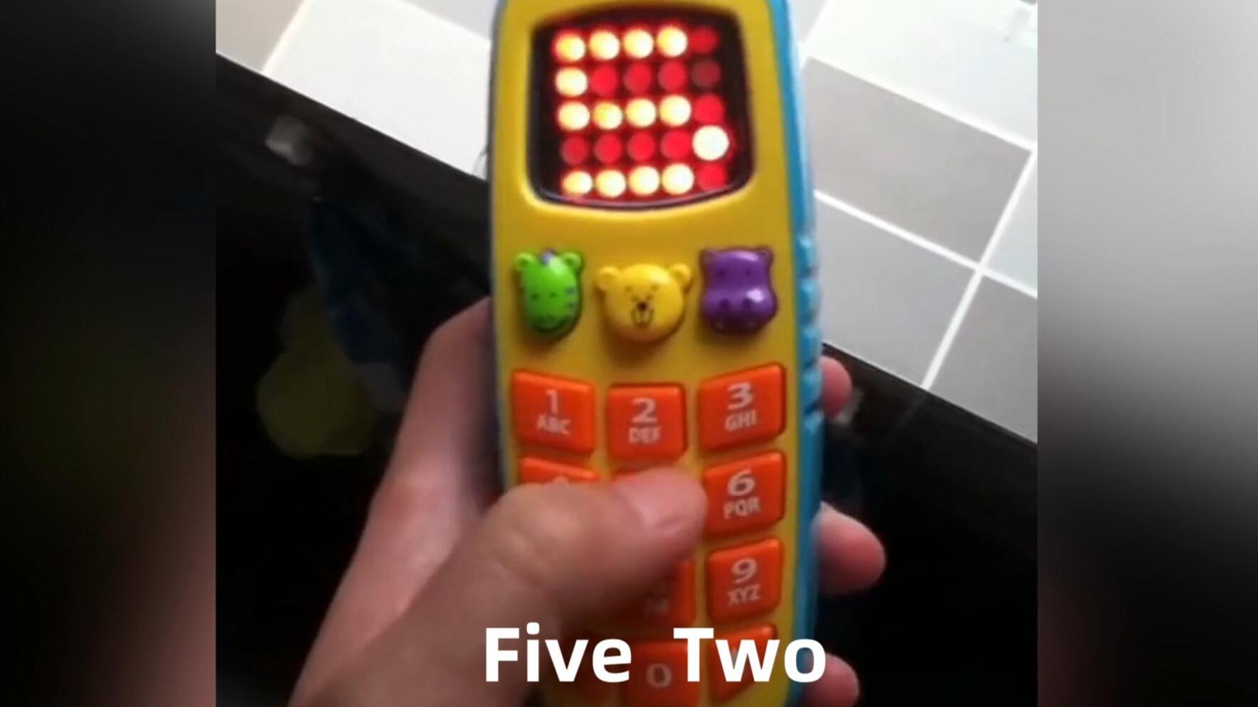 这Five Two,说出了电音的节奏~