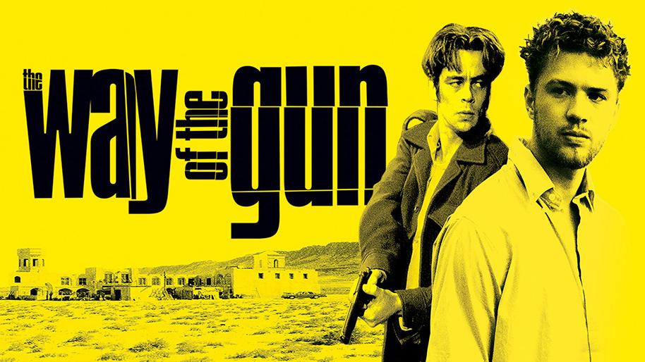 电影《枪之道》动作场面解析