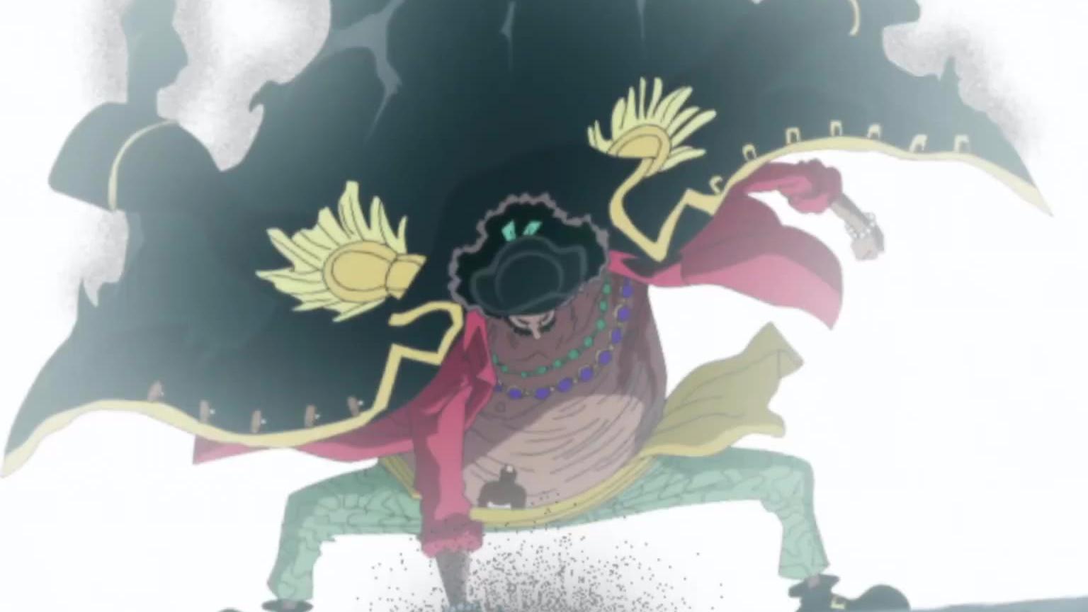 海贼王:最弱四皇之争
