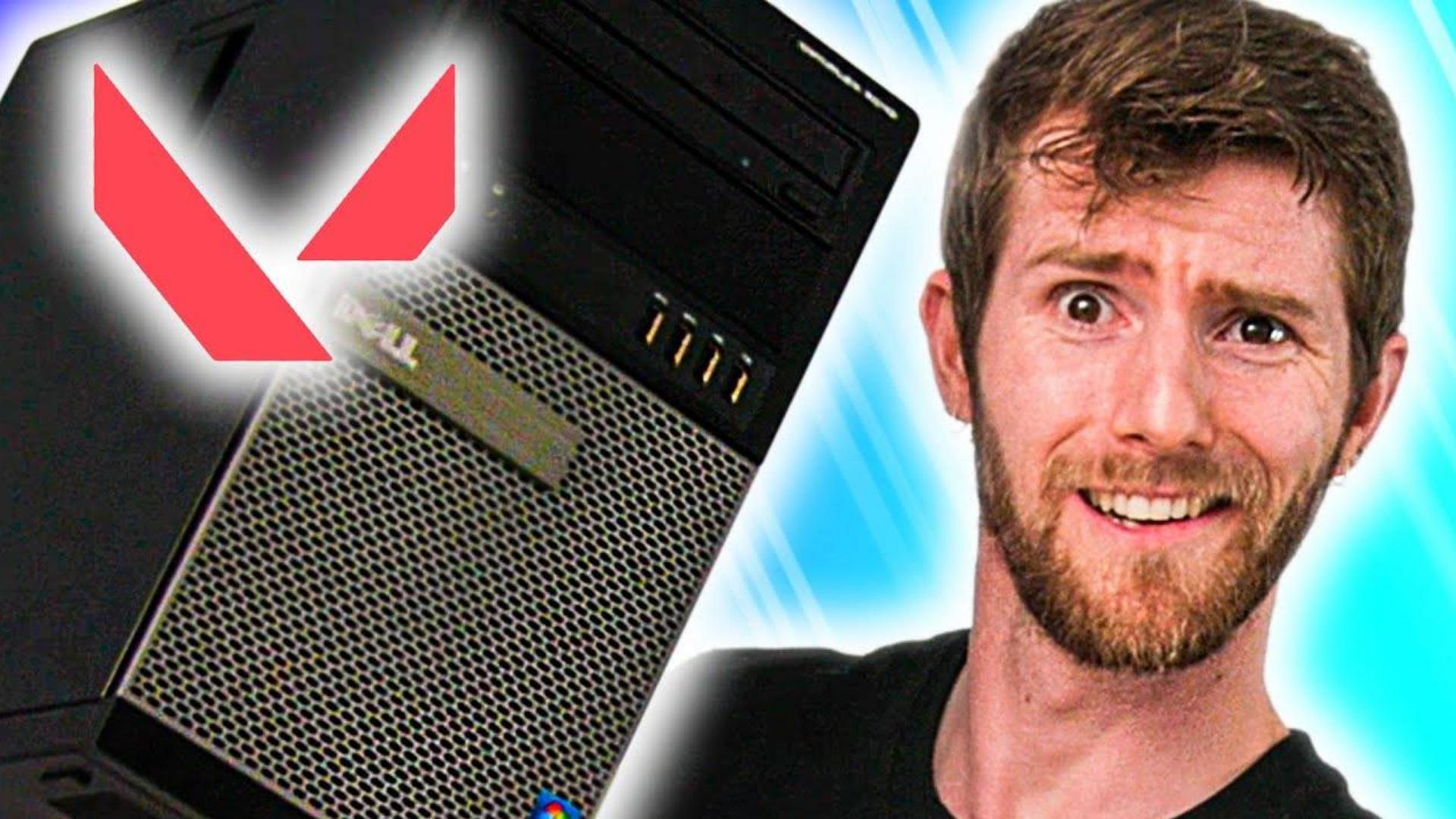 【官方双语】这竟然是台游戏电脑!?#linus谈科技