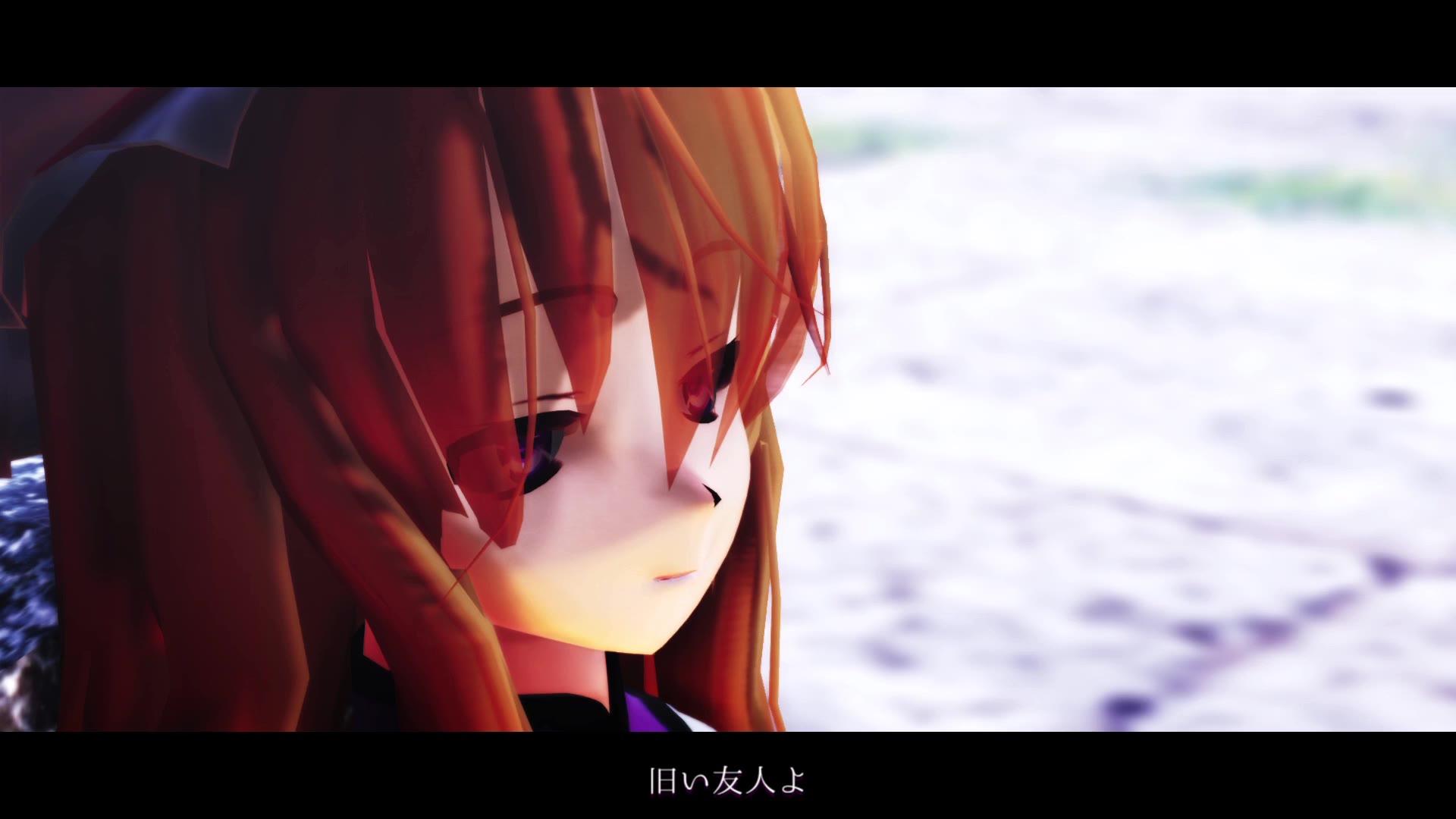 【东方MMD】八云紫的扫墓