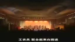 CCTV某年内部春节联欢晚会