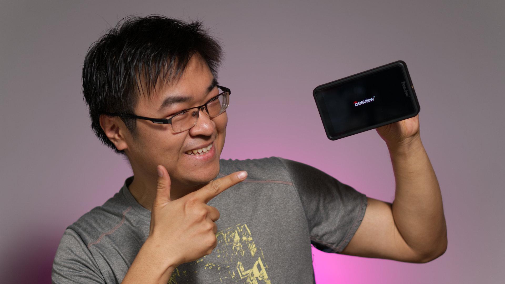 视频拍摄三武器 百视悦R5监视器使用体验分享 @Sofronio