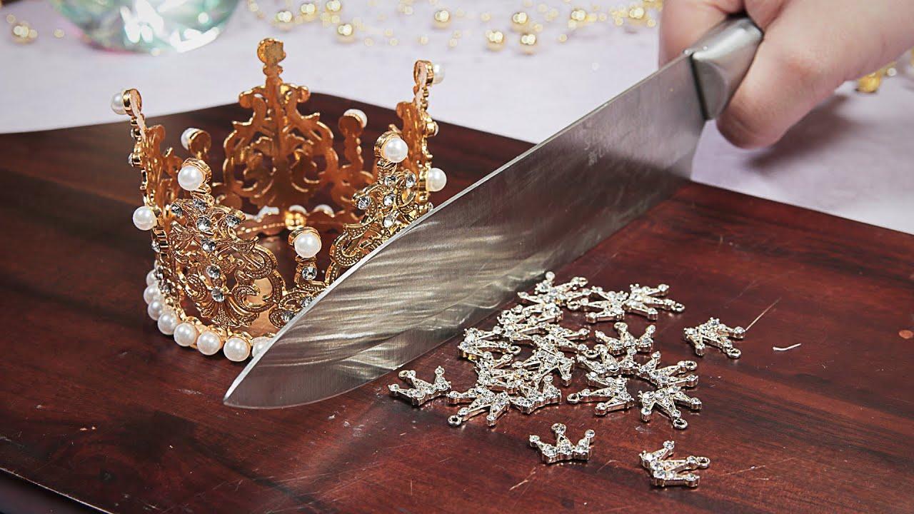 【定格动画】用皇家结婚礼物制作蛋糕,哇哦又被闪到了!
