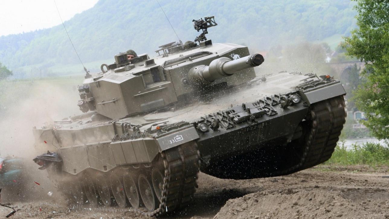 无论你是哪一系的坦克,只有这项技术过关才敢说自己是一流战车