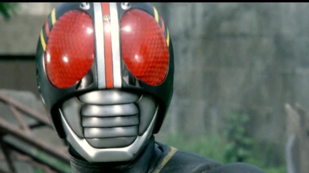 【蓝光BD】假面骑士BLACK剧场版 恐怖!恶魔海角的怪人馆 战斗合集