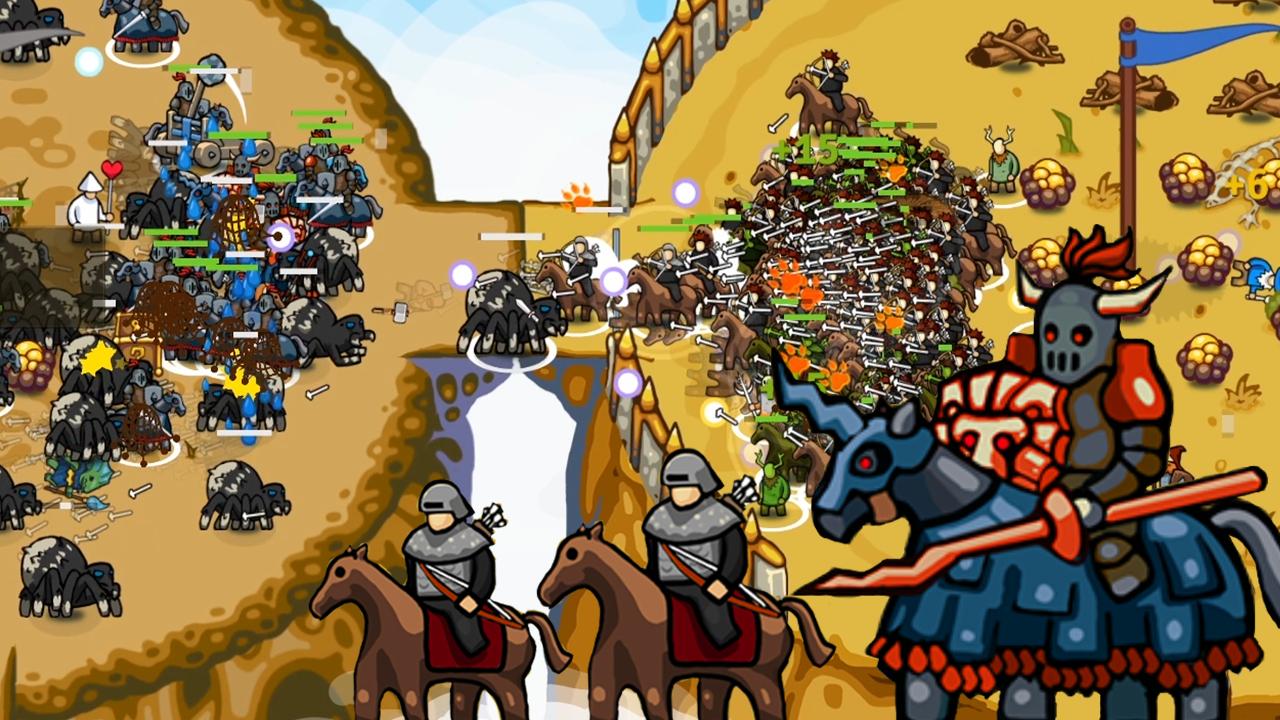 环形帝国2:黑暗骑士登场,让敌人体验一下万箭穿心的感觉!