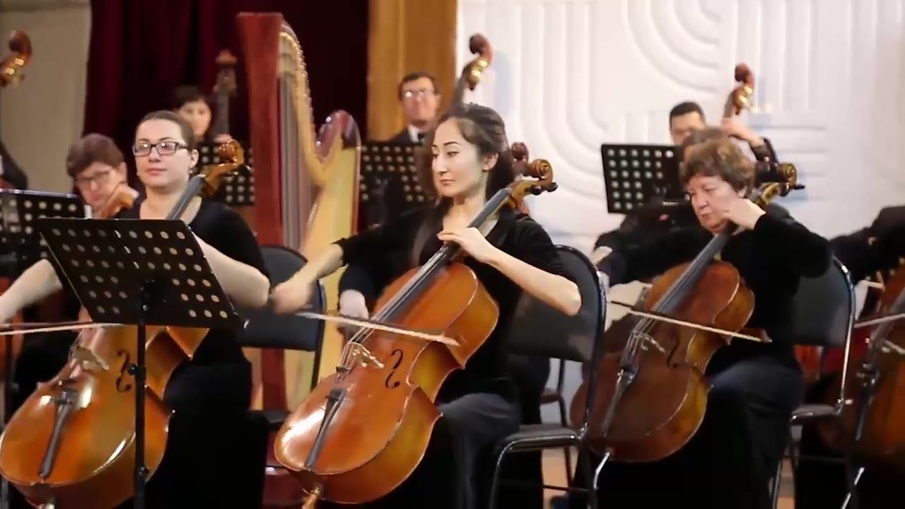 乌兹别克苏维埃国歌(实际是乌兹别克斯坦国歌)[乐队演奏版]