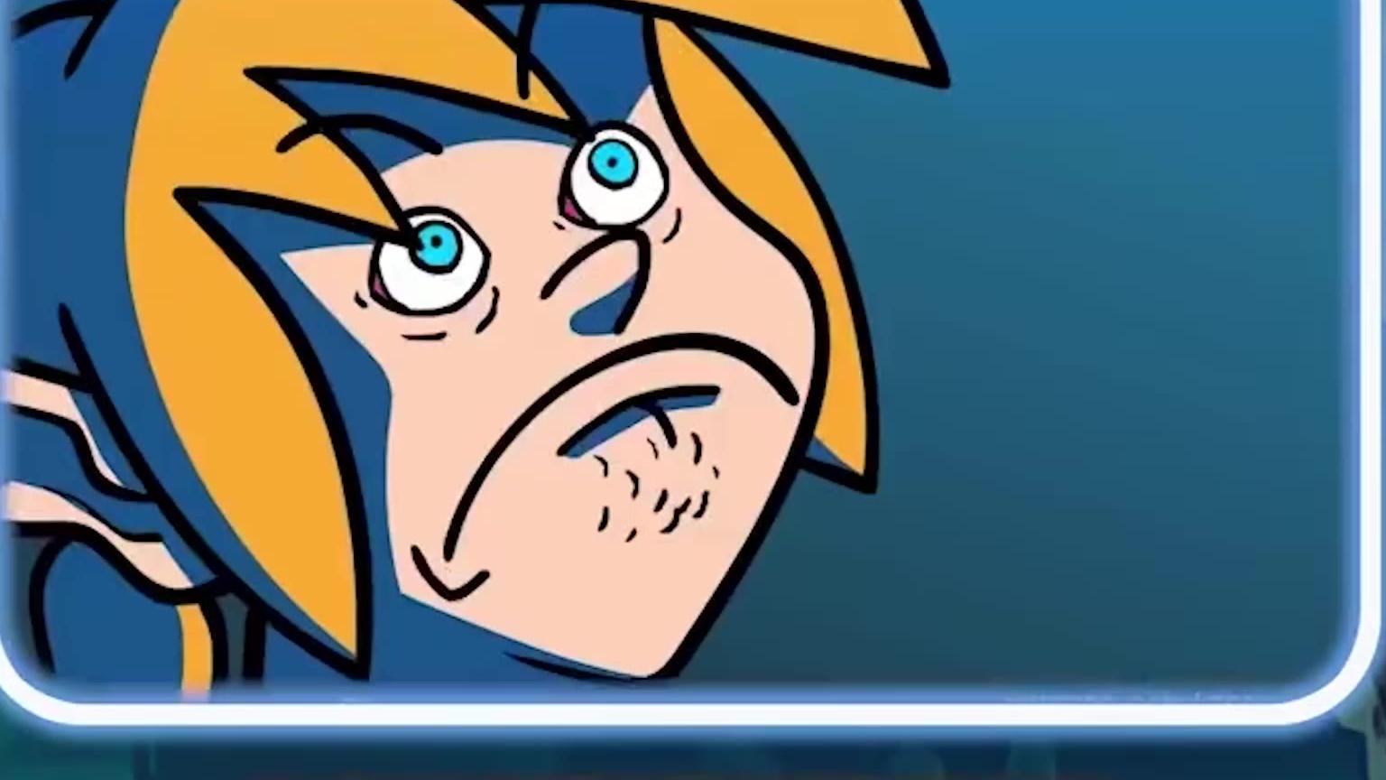 【动画版】塞尔达荒野之息27分钟速通,恶霸出山