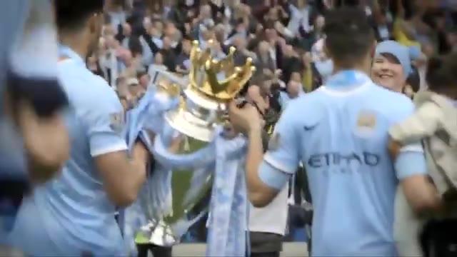 2014年的今天,曼城2-0西汉姆,成功夺得当赛季英超冠军