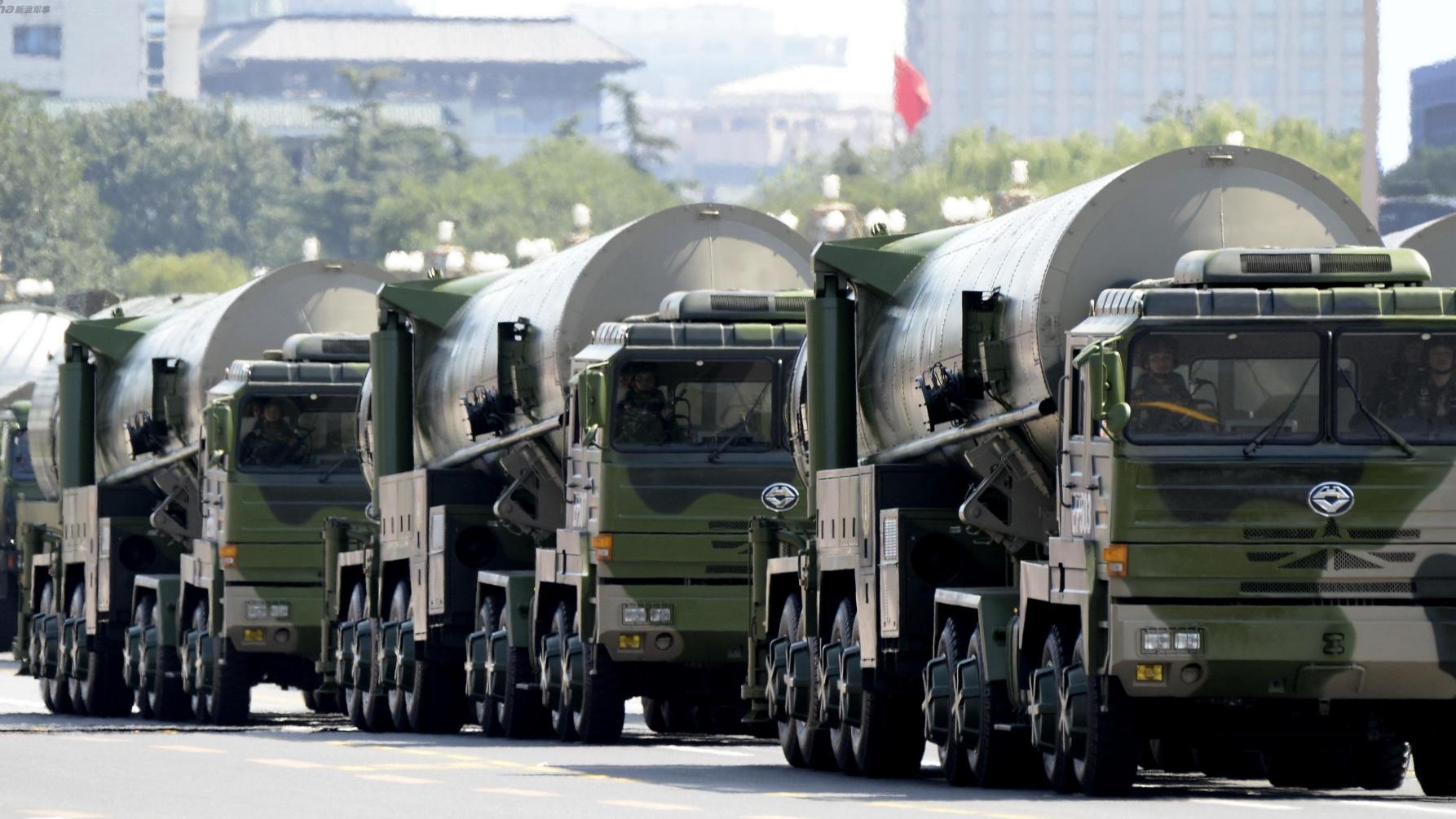 以理服人!东风快递捍卫尊严,没有任何国家敢叫嚣对我们使用核武