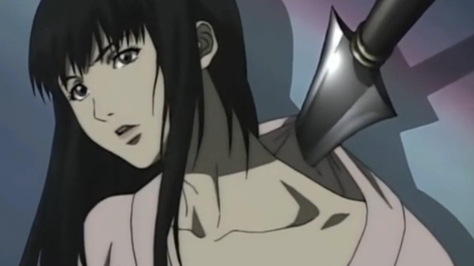 凶徒对美梦中的女子下手,日本超大尺度动漫,《无限之住人》04【马也】