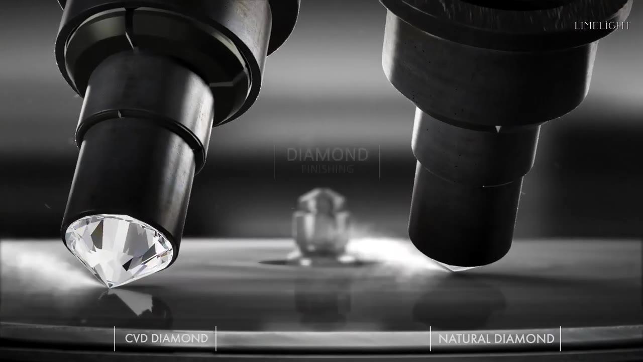 合成钻石科普(CVD培育钻石)
