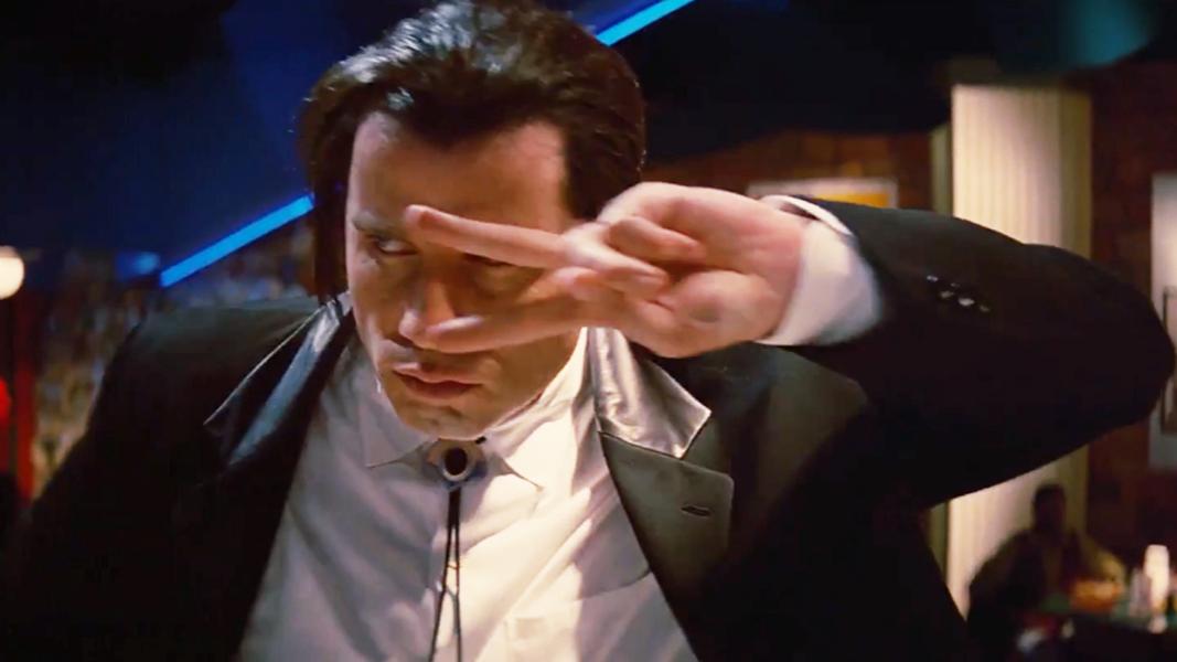 一段昆汀让演员随便跳的舞蹈,成为周星驰等演员多次致敬的经典