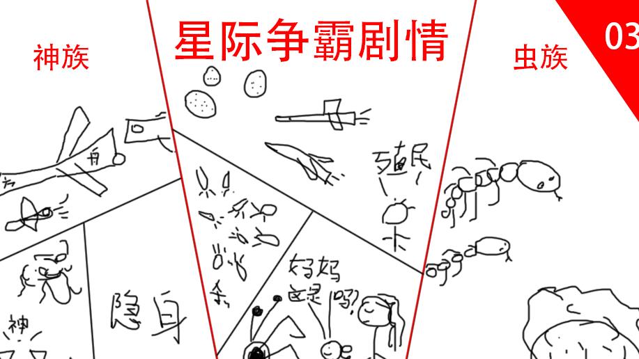 星际争霸剧情解说03