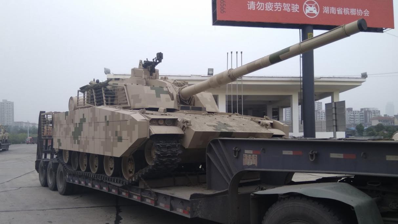 中国VT5型坦克成功出口,44辆巨额订单只是刚开始!