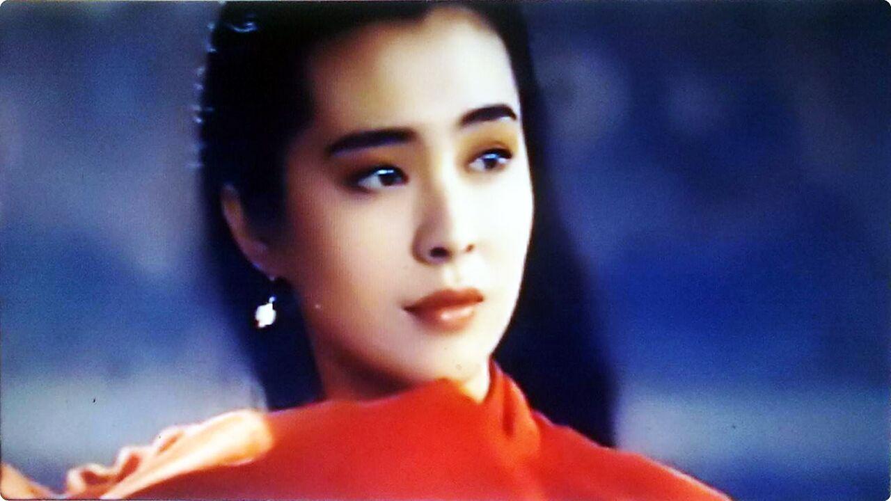 同时兼具性感与清纯的女演员,成为了人心口的朱砂痣《倩女幽魂》