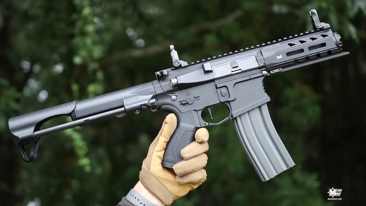 【日本壕界大叔】G&G ARP556 电动力 测评!