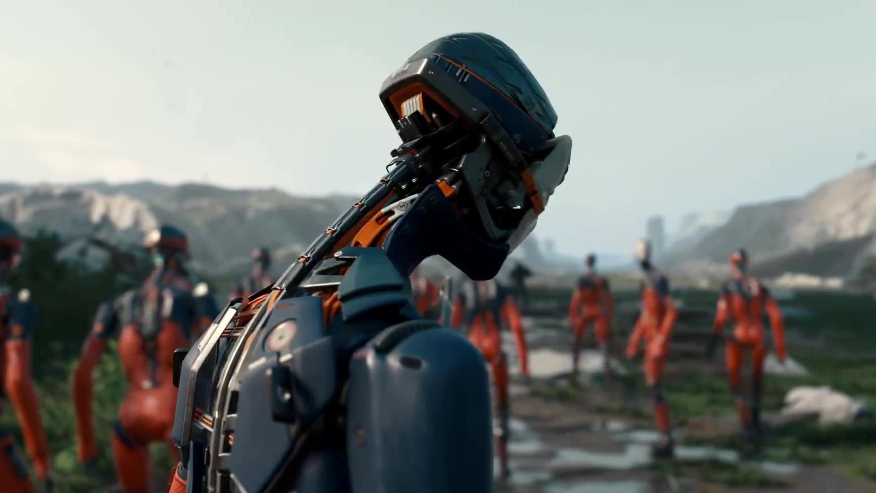 Unity引擎《亚当》大热科幻获奖短片第一集