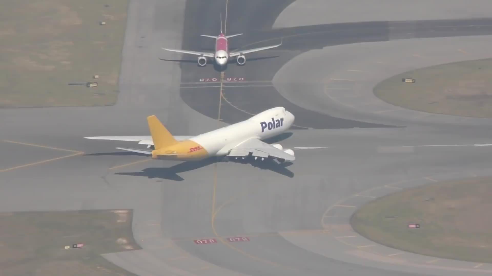 香港機場及空中交通管制