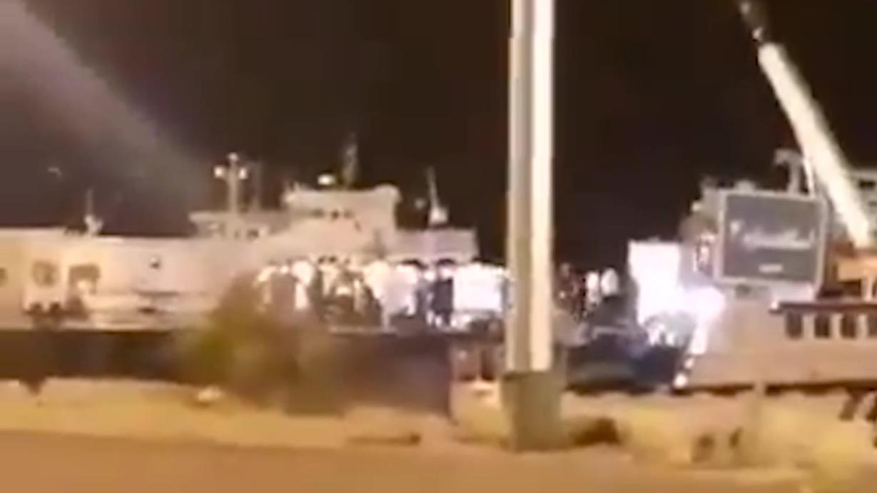 已不是第一次!伊朗误射导弹击中己方军舰