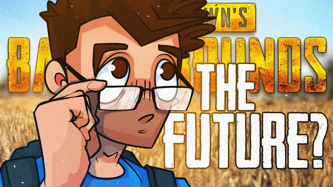 未来的绝地求生?