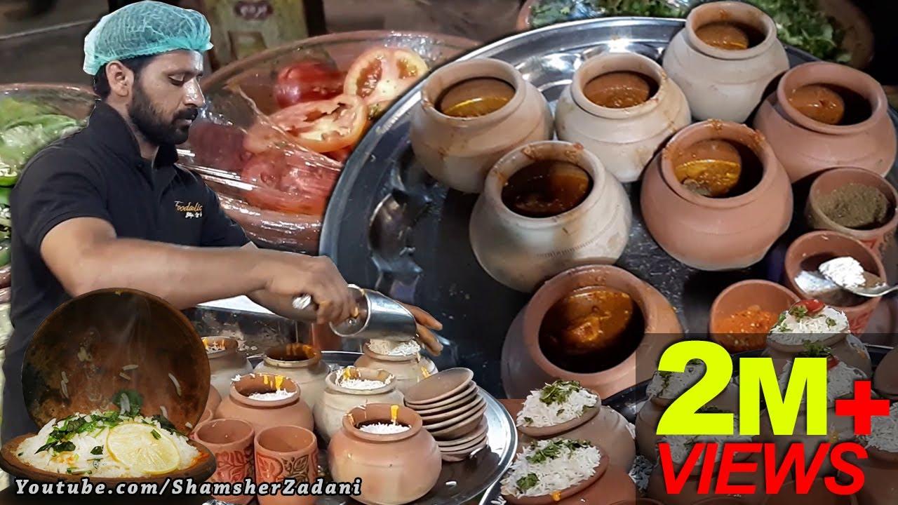 【街头美食】巴基斯坦迷之瓦罐