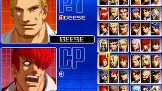 【KOF】PS2版拳皇2002全角色超杀演示