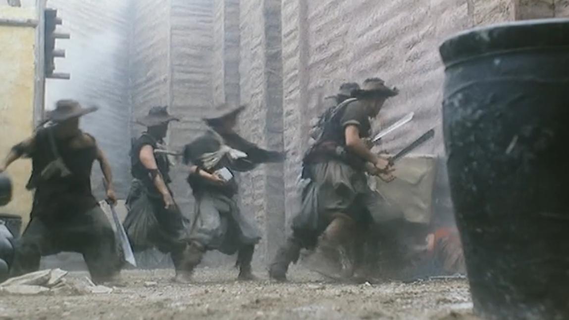 徐克1995年拍的武侠电影,大侠只是多管闲事的刀下鬼