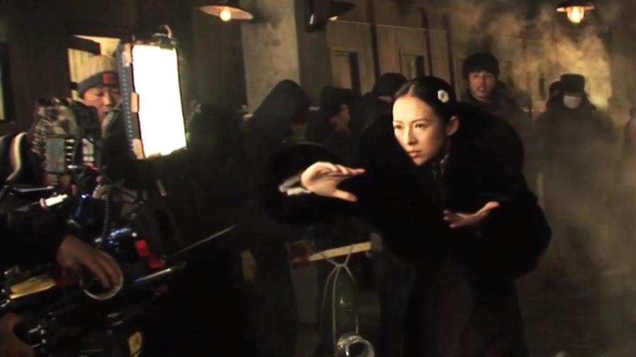 让章子怡拿下12个影后的《一代宗师》,背后故事远比电影精彩