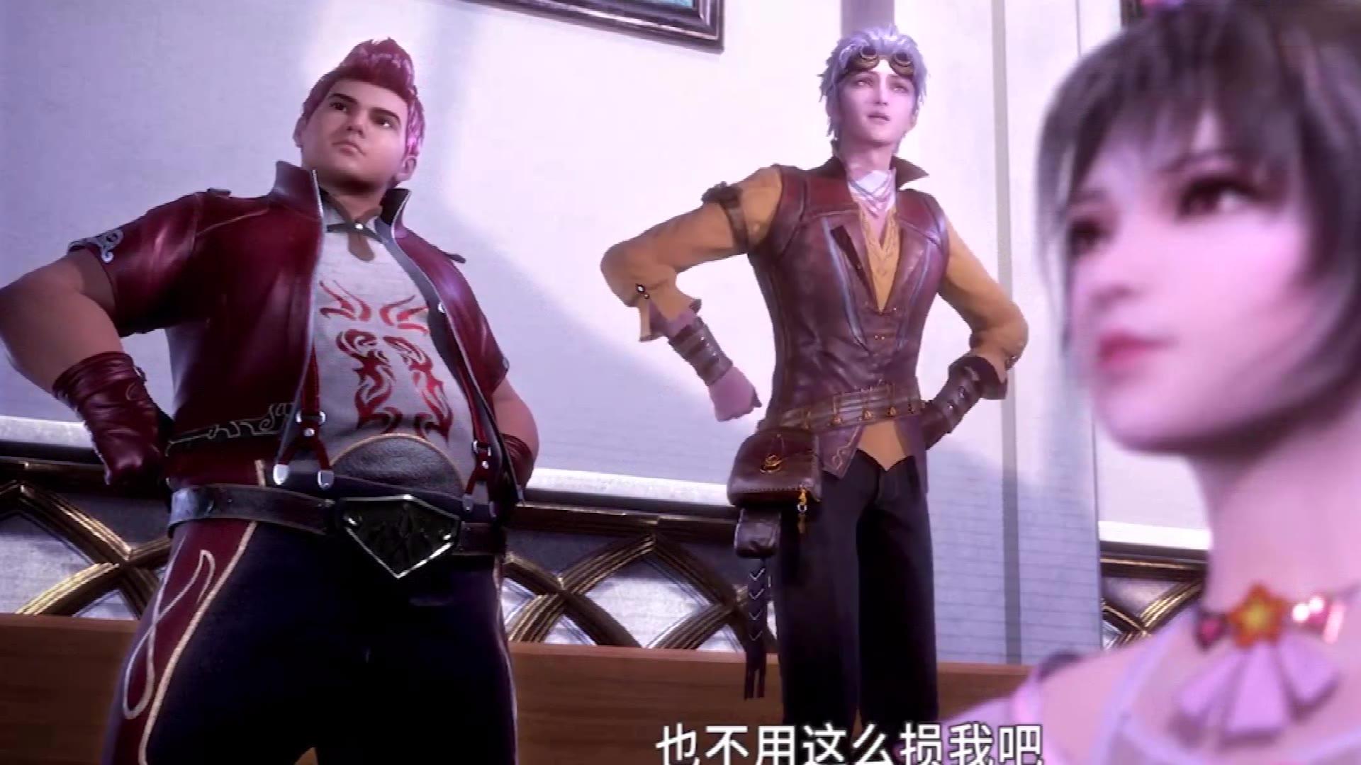 斗罗大陆 小舞受欢迎是因为唐三你啊