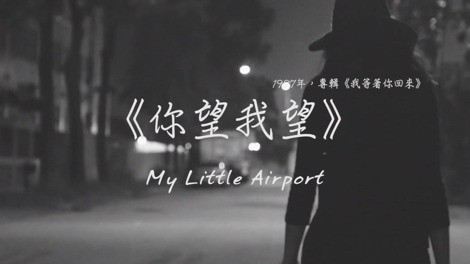 my little airport - 你望我望