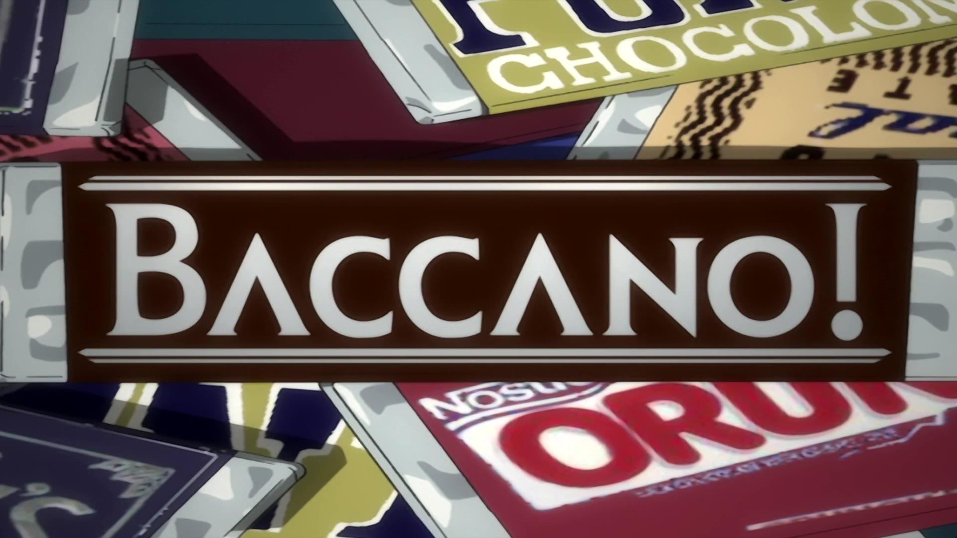 永生之酒 Baccano! NCOP&NCED