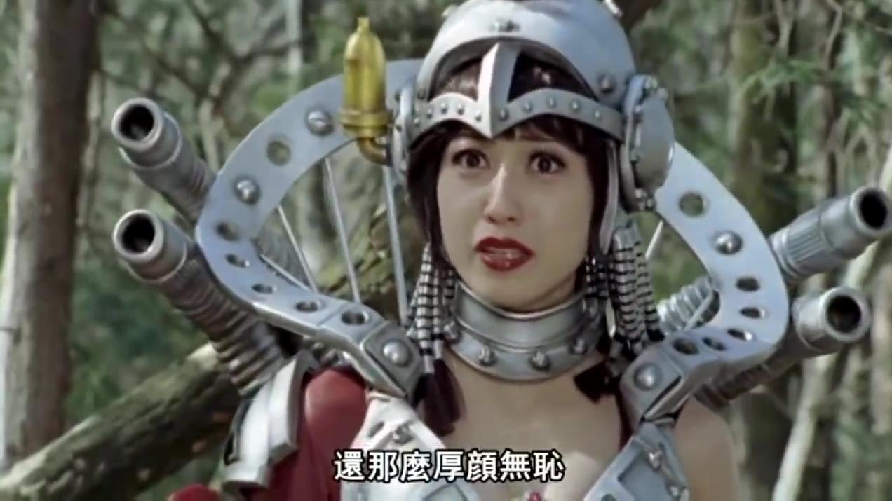 超级战队那些漂亮的女反派合集,我小时候为什么只看机甲了?