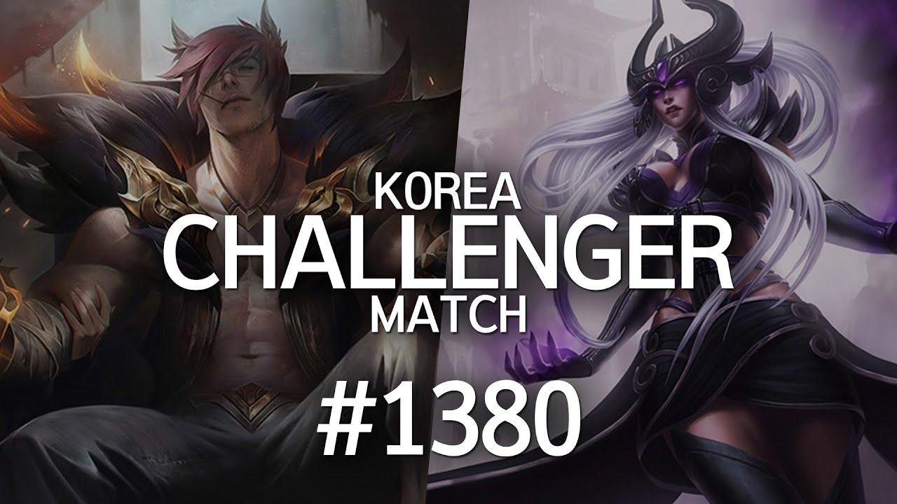 韩服最强王者菁英对决 #1380 丨在做了在做了