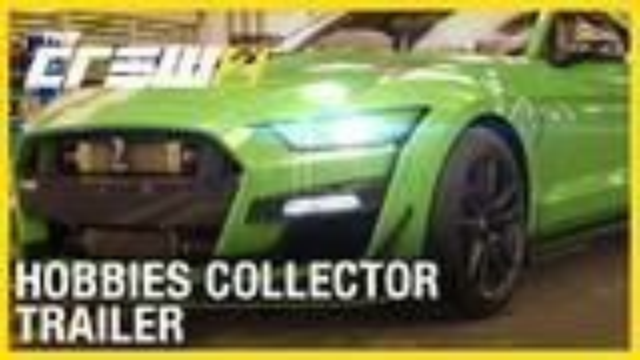 做挑战得奖励 飙酷车神2 Inner Drive  Hobbies 将在5.27更新