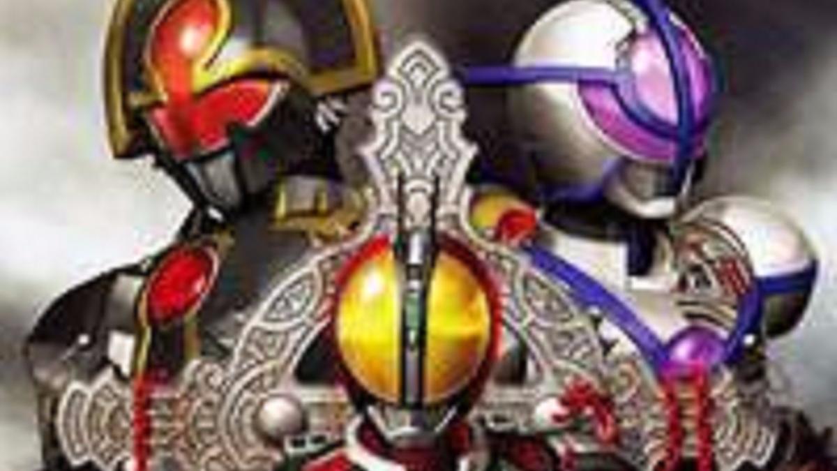 天之帝王/地之帝王 假面骑士FAIZ剧场版 登场骑士变身战斗必杀 特辑【假面骑士555系列】