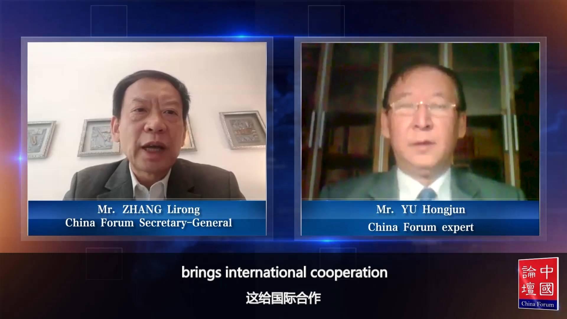 全球大疫,中国要如何趋利避害?