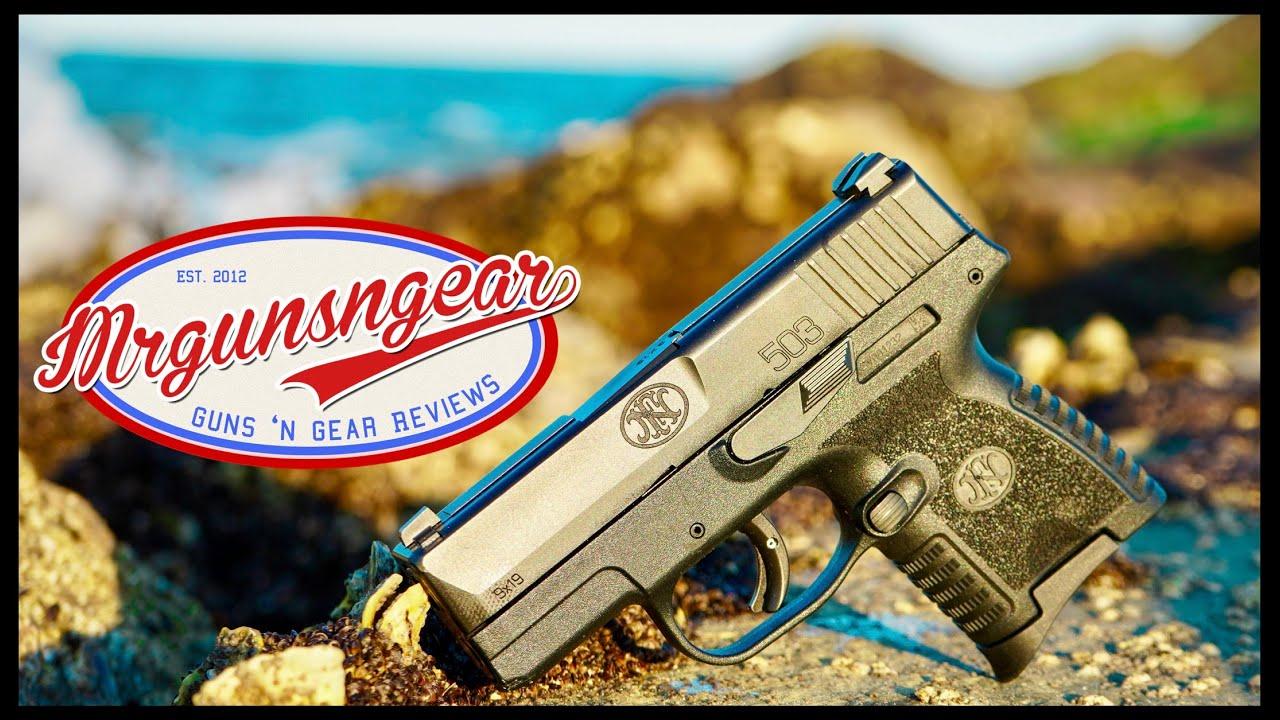 [Mrgunsngear]FN503次紧凑型隐蔽携带手枪