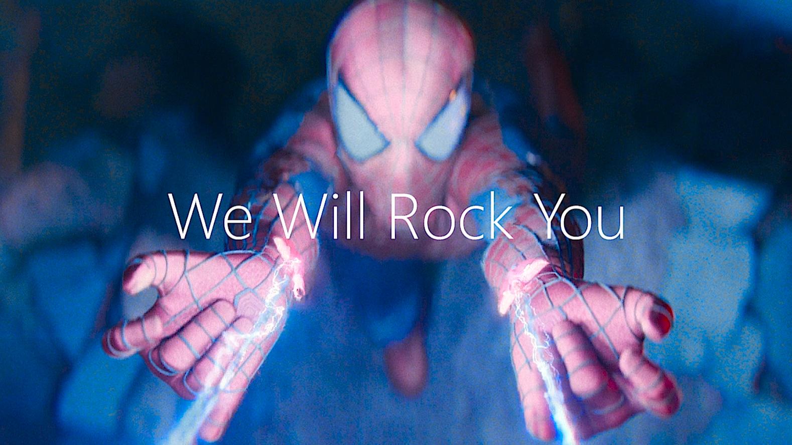 【漫威/燃剪/踩点衔接】We Will Rock You!一起来感受吧!