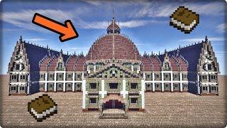 【Minecraft】【ふわパリ伯爵】图书馆
