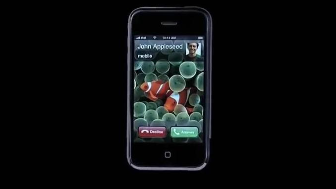 【苹果】iPhone 广告_宣传片合集(2007-2020)